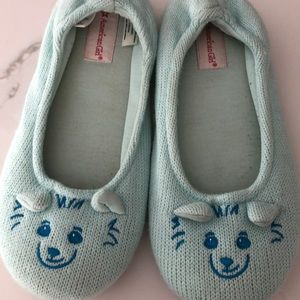 American Girl Pomeranian puppy slippers